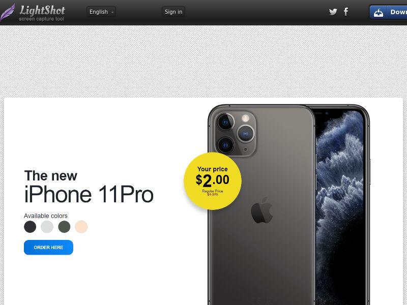 SugarBeats The New iPhone 11 Pro (CC Trial) - Austria