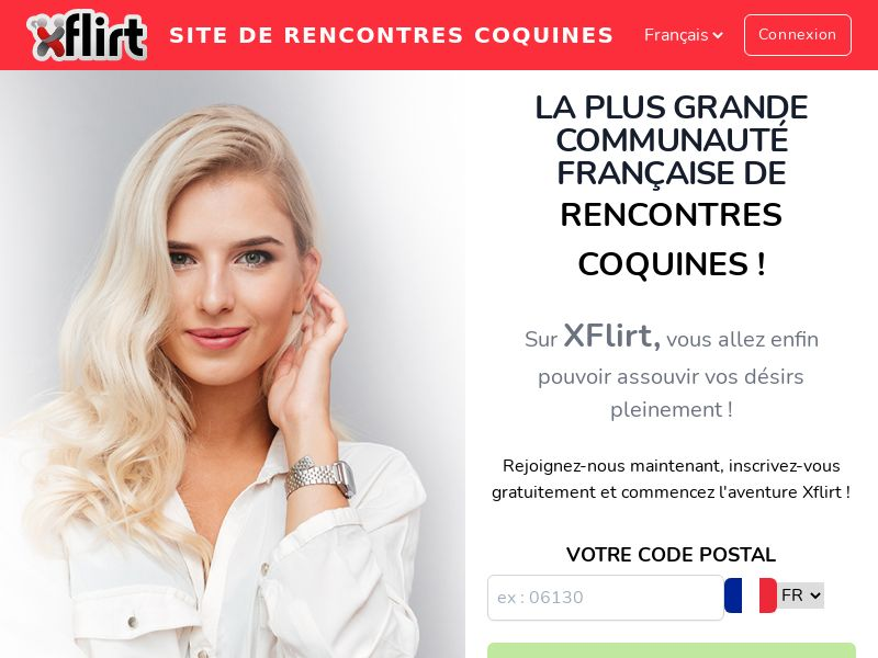 X-Flirt / SexSearch - BE, CH, FR