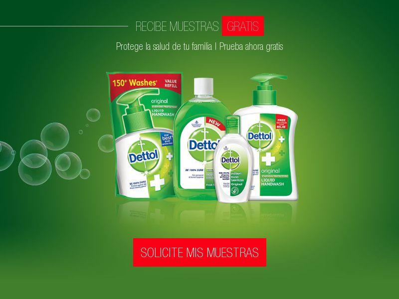 (12097) [WEB+WAP] Dettol Sanitizer - ES - CPL
