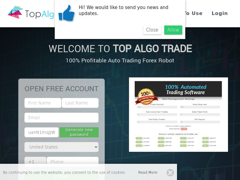 Top AlgoTrade English 1399