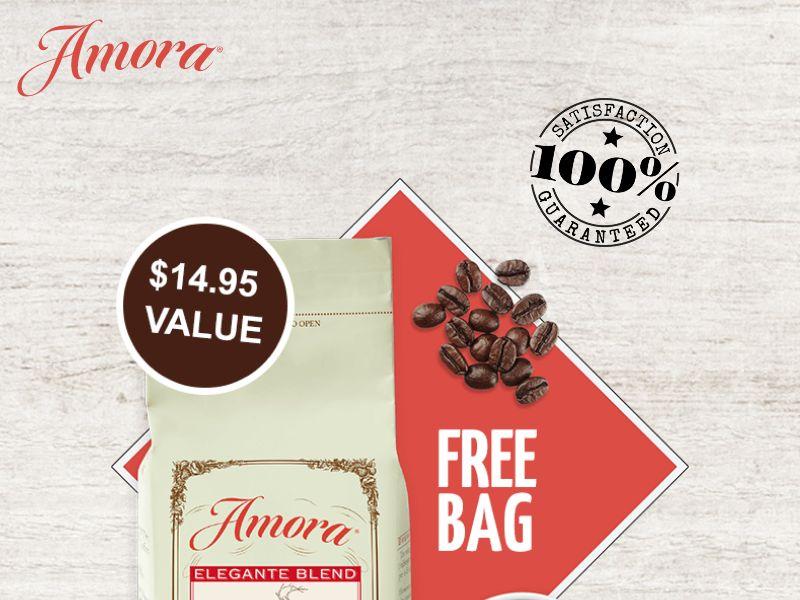 Amora Coffee $1 Offer - Mobile and Desktop - US - Incent OK